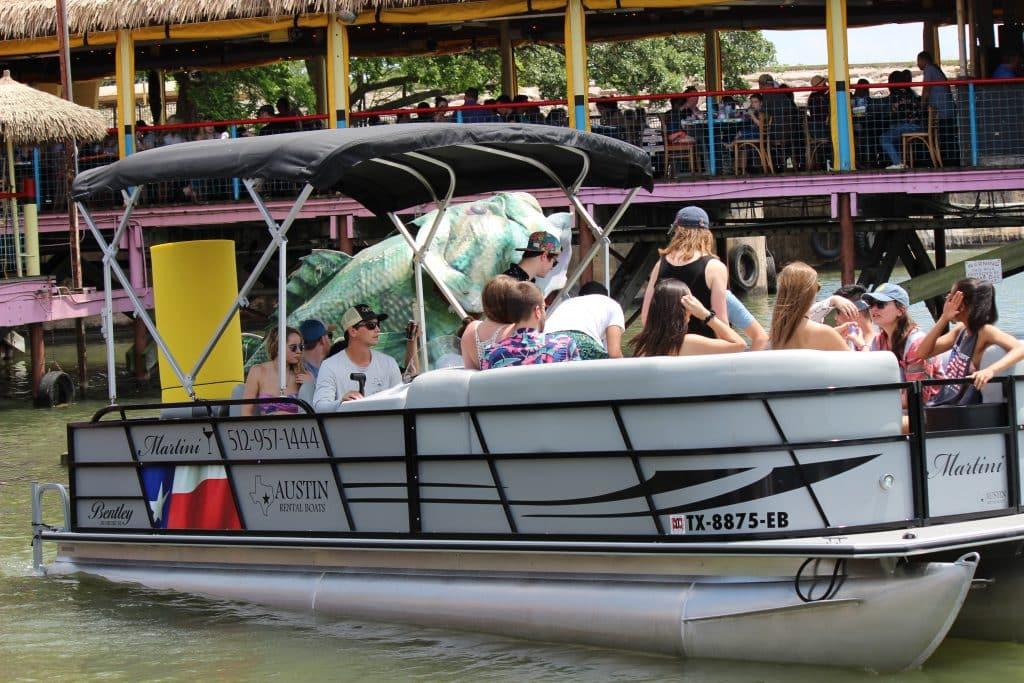 Boat Tour Austin