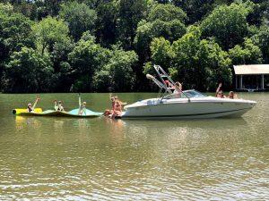 Ski Boat Rental